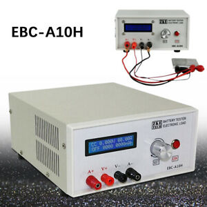 Battery Charge Capacity Test Ebc a10h Mobile Power Performance Tester Device