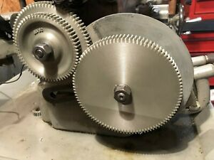 South Bend 9b And 9c Metal Lathe 100t Metric Conversion Gear 3d Printed