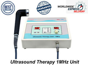 1mhz Ultrasound Ultrasonic Therapy Machine For Pain Relief Physiotherapy Unit Us