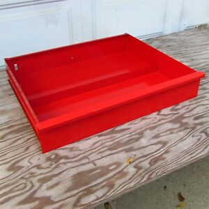 Vintage Snap On Tool Box Drawer Kra 379a 22 3 8 X 18 1 2 X 3 7 8