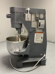 80 Qt Commercial Planetary Stand Mixer Gear Driven 220 V
