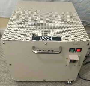 Nikon Power Unit Roll Around Power Supply Optistation