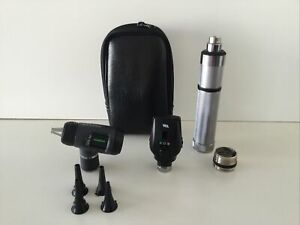 Welch Allyn Diagnostic Set 97251 mps W Ophthalmoscope 11720 Macroview 23820