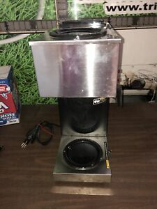 Bunn Vpr Series 33200 0015 Commercial 12 Cup Coffee Maker Black