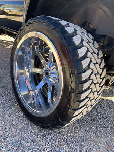 Chevy Wheels And Tires Packages