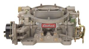 Edelbrock Reconditioned Carb 1409 Ede9909