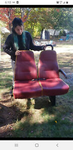 Used Shuttle Bus Seats