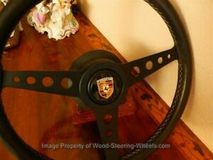 Steering Wheel Fits Porsche 911 911 Vintage Made 2 70 Personal Nardi Prototipo