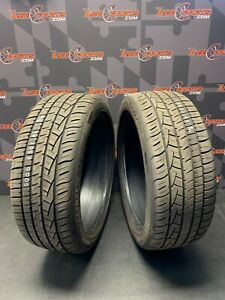 215 45 18 General G Max As 05 Used Tires Pair Two 8 32