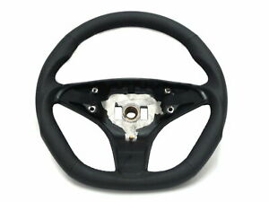 W204 2007 2011 Steering Wheel Sport All Leather Black For Mercedes Benz
