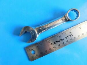 Used Matco Tools 18mm Stubby Combo Wrench Part Rcs18m2 Usa