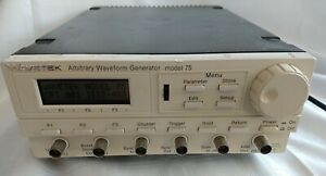 Wavetek Arbitrary Waveform Generator Model 75 Option 001 Ieee 488