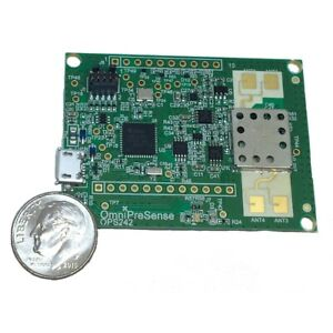 Omnipresense Ops242 a Doppler Speed Radar Sensor