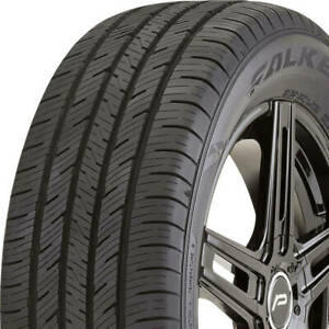 4 new 225 50r17 Falken Sincera Sn250 A s 98v 225 50 17 All Season Tires 28292772