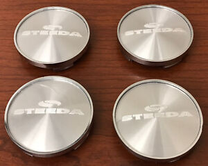 Steeda Mustang Wheel Center Cap Set Pca2670 60mm