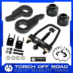 3 Front 2 Rear Lift Kit 2000 2006 Chevy Tahoe Gmc Yukon Suburban 1500 W Tool