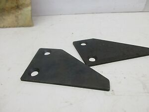 Nos Ford New Holland 741 742 Chopper Rh Sickle Section 122769