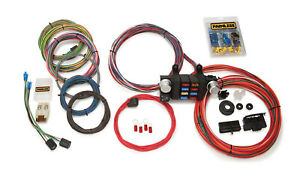 Painless Wiring 18 Circuit T Bucket Wiring Harness 10308