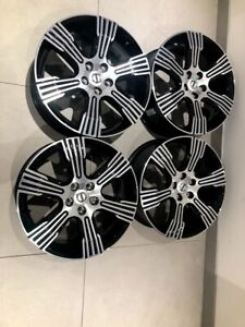 2018 2021 Volvo Xc40 18 Inch Take Off Wheel And Tire Set