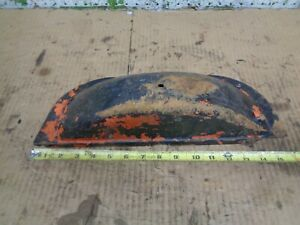 1958 Chevy 283 327 Engine Bellhousing Flywheel Dust Cover 1966 1964 1960 62 Oem