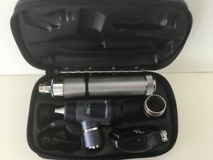 Welch Allyn Diagnostic Set 97200 mc Ophthalmoscope 11720 Macroview 23820