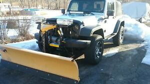 Jeep Wrangler Snow Plow Frame And Wiring Fisher Mm2 3 Plug
