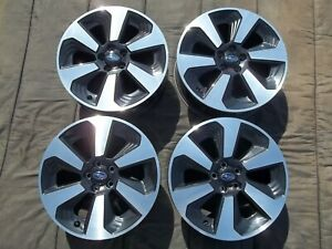 17 18 Subaru Forester 17 Wheels 68839 Stock Oem Factory Rims 17 Outback 5x100mm