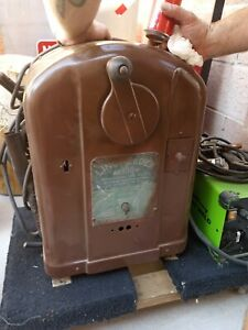 Antique Lincoln Ac 180c Arc Welder