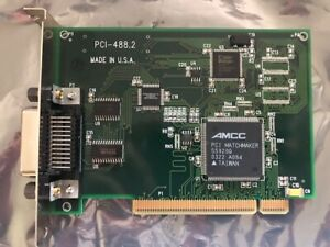 Pcie gpib National Instruments 1 4mbps Ieee 488 2 Pci Express Card