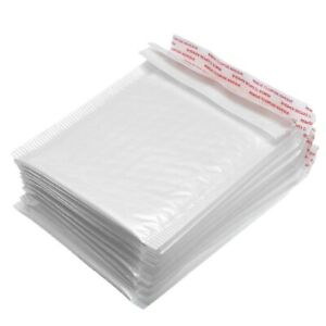 5 X 10 Padded Envelopes 00 Waterproof Poly Bubble Mailers Self Seal Bags