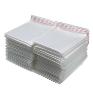 6x10 In Poly Bubble Mailers 0 Self Seal Padded Envelopes Opaque Shipping Bags