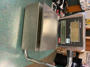 Scale Food Price Digital Computing Produce Meat Deli Weight Counting 60lb Acs 30