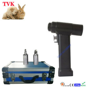 Handheld Veterinary Electric Self Stop Cranial Drill surgical Orthopedic Tools