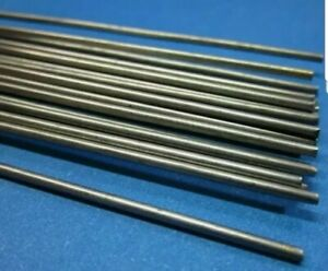 1 Pack 36 304 3 16 1875 Stainless Steel Rod 3 16 Round Bar Stock Rod