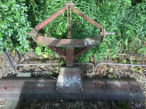 Antique Farm Grader Blade