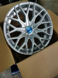 Lexani Morocco Silver 20x9 10 5 For Any Car suv Forgiato Giovanna Vossen Hre Oem