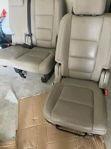 2013 Ford Explorer Xlt 2nd Row Bench Seats