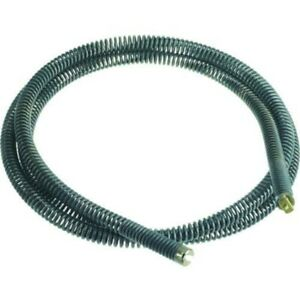 Drain Cleaning Cable 1 1 4 In X 15 Ft