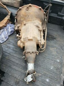 1950 62 Chevy Powerglide Automatic 2 Speed Transmission Complete