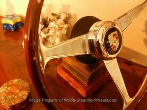 Nardi Steering Wheel To Fit Porsche 356 B C Wood 15 N o s New