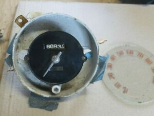 1946 Ford Car Speedometer Instrument Of