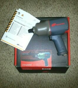 Ingersoll Rand 2145qimax 3 4 Drive Impact Wrench New With Oem Product Packaging