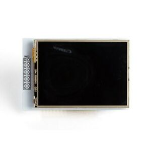 2 8 Touch Screen Lcd Shield For Arduino