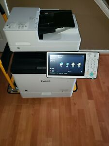 Canon Ir Advance C255if color Mfp