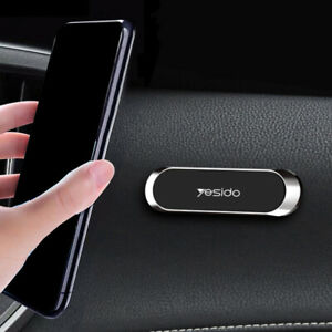 Strip Shape Magnetic Car Phone Holder Stand For Iphone Magnet Mount Auto Parts