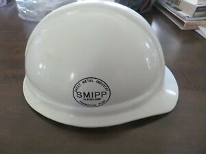 Vintage 1960 s Sheet Metal Workers Hard Hat Smipp Cleveland Never Used