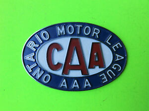 1930 s 1940 s 1950 s Caa Ontario Topper Ford Chevrolet Plymouth Chrysler Gm Chev