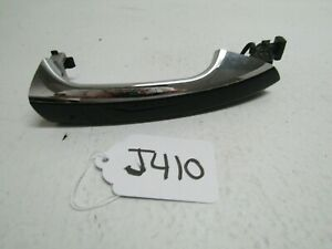Mercedes Left Side Front back Door Exterior Handle Keyless A2217660205 Oem J410