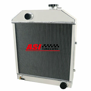 C7nn8005h Aluminum Tractor Radiator Ford New Holland 2000 2600 3000 3600