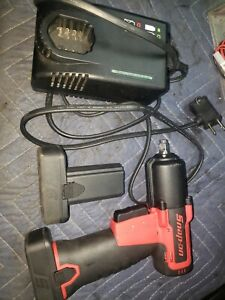 Snap On Ct761a 3 8 14 4v Impact Wrench And 1 Battery